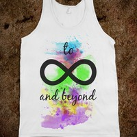 To Infinity and Beyond - Blue Dawn Clothing Co.