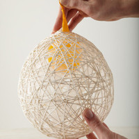 Hanging String Balls - Honest To Nod