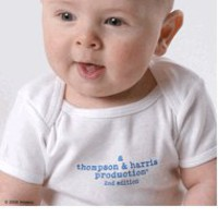 Personalized Production Baby Onesuit