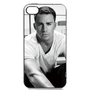 Amazon.com: CHANNING TATUM B&W Black Sides Hard Plastic Slim Snap On Case Cover for iPhone 4 4s in EverestStar Box Packaging: Cell Phones & Accessories