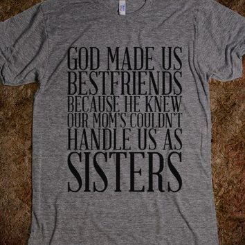 Sisters - Text Tees