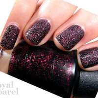 OPI LIQUID SAND NAIL POLISH MARIAH CAREY COLLECTION: M45 STAY THE NIGHT
