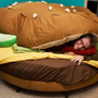 can you buy a hamburger bed