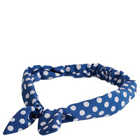 Polka Dot Wire Headband - Hair Accessories - Accessories - Topshop