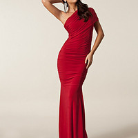 Alicia Maxi Dress, Honor Gold