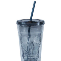 Cool Gear Insulated Tumbler | 18oz Skull Chiller
