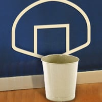 WASTEBASKETBALL wall decals art graphics by ExpressionsWallArt