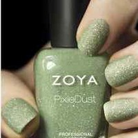 Zoya Nail polish PIXIEDUST collection Vespa ZP 659 Special texture 2013