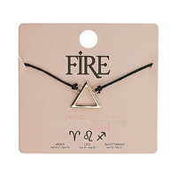 Fire Symbol Bracelet - Jewelry - Accessories - Topshop USA
