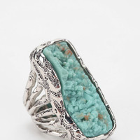 Taos Stone Ring