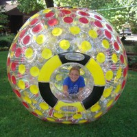 Amazon.com: 6 Foot Tall Human Hamster Ball: Toys & Games