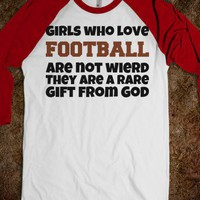 Girls Love Football