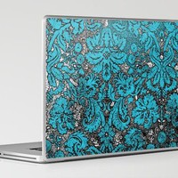 Vintage Wallpaper No.2 Laptop & iPad Skin by Romi Vega | Society6