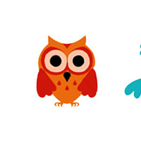 Three Cute Owls Cross Stitch Pattern | Los Angeles Needlework