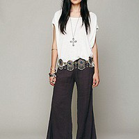 Free People  Clothing Boutique > FP ONE Solid Gauze Hippie Pant