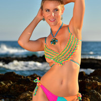 Zeplo Designs Braided Bikini