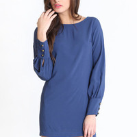 Blue Horizons Dress - $39.00 : ThreadSence.com, Your Spot For Indie Clothing  Indie Urban Culture