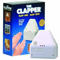Amazon.com: The Clapper Sound Activated On/Off Switch, 1 Each: Health &amp; Personal Care