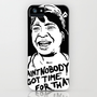 ain&#x27;t nobody got time for that iPhone Case by campkatie | Society6