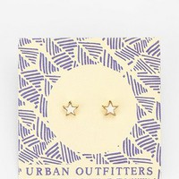 Stud Gift Card Earring