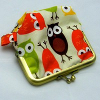 Silly Coin Owl Purse | Luulla