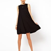 ASOS Sleeveless Swing Dress at asos.com