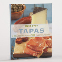 Best Ever: Tapas Recipe Book