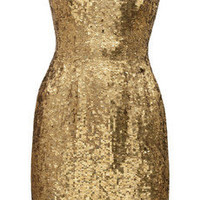 Rachel Gilbert | Lexi sequined mini dress | NET-A-PORTER.COM