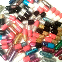 Glitter Pills by GlitterPills on Etsy