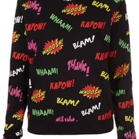 Comic Pop Art Sweat