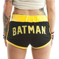 Batman Logo Shorts (2012) - New - Apparel &amp; Accessories