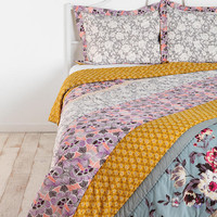 Urban Outfitters - Plum &amp; Bow Blossom Patchwork Quilt