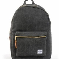 Herschel Supply Co. Settlement Backpack - Washed Black