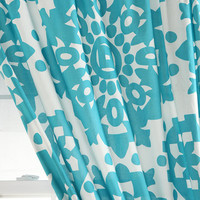 Urban Outfitters - Papercut Medallion Curtain