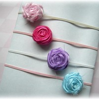 Skinny Headband Set Of 4 | Luulla