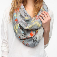 BDG Around The World Eternity Scarf