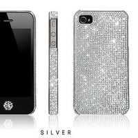 iPhone 5 Clear Crystal Swarovski Elements Crystals size 16SS (4MM) case FREE Gift Box and Screen Protector