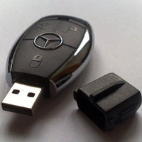 Mercedes Benz Key Creative USB Flashdrive - GULLEITRUSTMART.COM