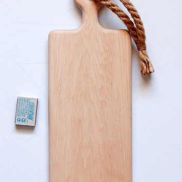 Cutting board for a stylish kitchen made by DesignAtelierArticle