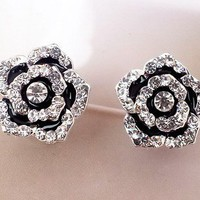 E117 Fashion earring gor...