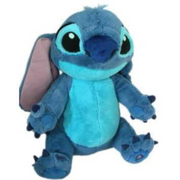 Amazon.com: Disney Lilo and Stitch Plush - Stitch Jumbo size Stuffed Animal: Toys & Games
