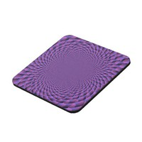 Infinity is Purple Beverage Coasters from Zazzle.com