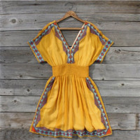 Dandelion Dress, Sweet Women&#x27;s Country Clothing