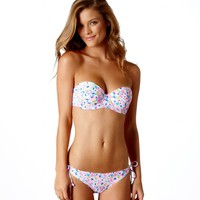 Juliet Floral Balconette Bikini Top | Aerie for American Eagle