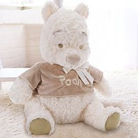 Winnie the Pooh Plush for Baby - Large Heirloom 25'' | Disney Store