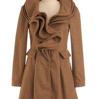 Couture Allure Coat | Mod Retro Vintage Coats | ModCloth.com