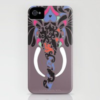 Asian Elephant iPhone Case by Paula McGloin | Society6