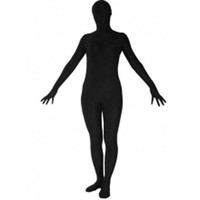 Lycra Spandex Black Unisex Zentai Suit Unicolor Zentai Suits [TZEN037] - &amp;#36;25.99 : Zentai, Sexy Lingerie, Zentai Suit, Chemise