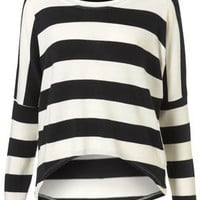 Nautical Knit Top by Wal G** - Clothing - Designers & Collections - Topshop