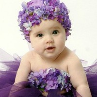 How To Make Hydrangea Flower Petal Infant Newborn Hats For Babies PDF Pattern No Sewing Instructions